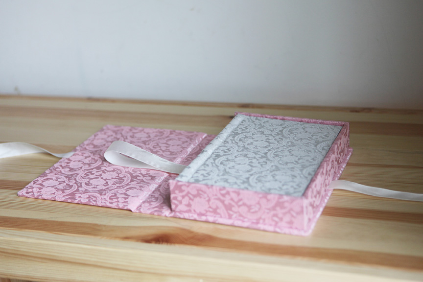 Daisy Brocade Box 6x7.75-