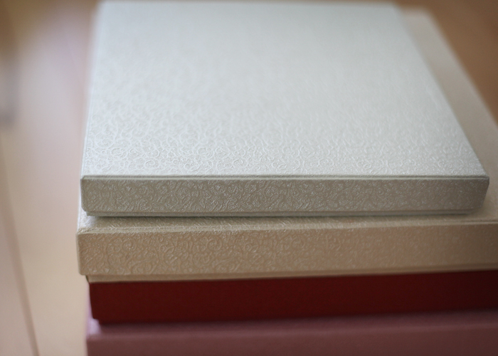 Pale Sage Textured Album Box (8.50x8.50x1.00 inches)